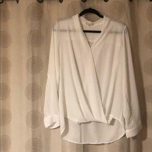Never worn Pleione blouse.